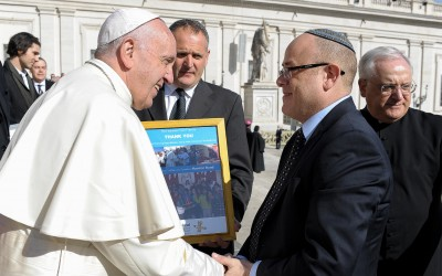 Why I Met with Pope Francis