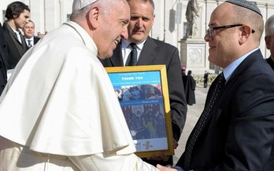 Pope Francis, a Montreal rabbi and the importance of bridge-building